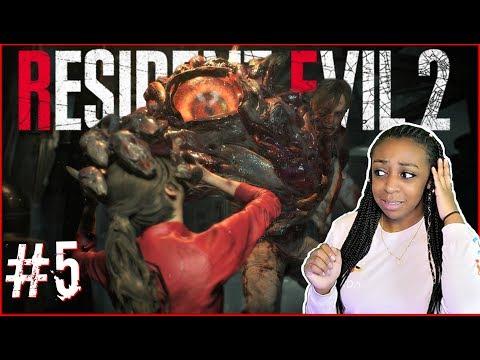 POOR SHERRY!!! | Resident Evil 2 Episode 5 Gameplay!!!