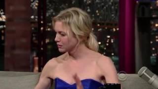 Renée Zellweger - Late Show with David Letterman (2009-08-20)