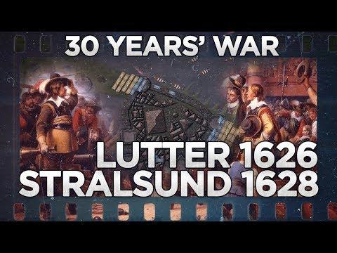 Thirty Years' War - Danish Intervention 1626-1629 DOCUMENTARY