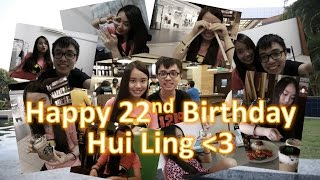 The Story of Us (Happy 22nd Birthday HuiLing) Thumbnail