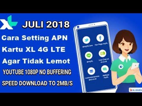 Settingan Apn Xl  Speed ngacir Terbaru Juli 2018