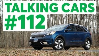 Talking Cars with Consumer Reports #112: Kia Niro and BMW 5 Series