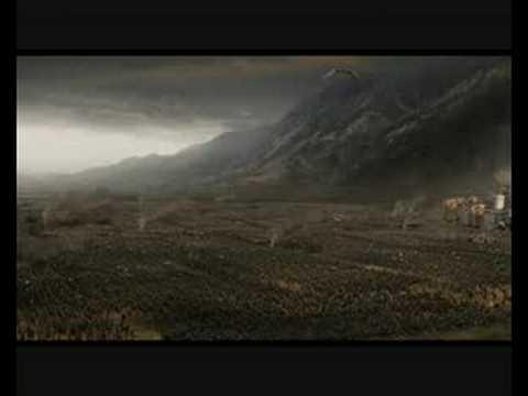 Kasabian - Reason Is Treason (ft. LOTR, Tomb Raider...