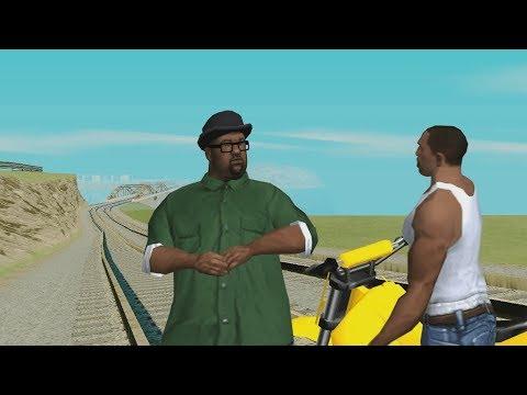 CJ Y SMOKE - ¿DONDE ESTÁ EL TREN? - DRAKE Y JOSH - PARODIA - ANIMACIÓN 3DS MAX