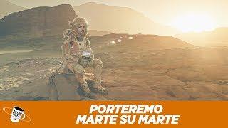 Porteremo un pezzo di Marte... su Marte! #AstroCaffè