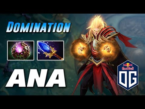 ANA Invoker Mid Domination | Dota 2 Pro Gameplay thumbnail