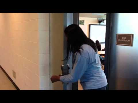 Keyless Access Card Entry Video