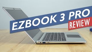 Jumper EZBook 3 Pro Review – One Of The Best Apollo Lake Laptops