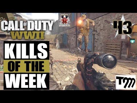Call of Duty WW2 - Top 10 Kills of the Week 43 #CODTopPlays thumbnail
