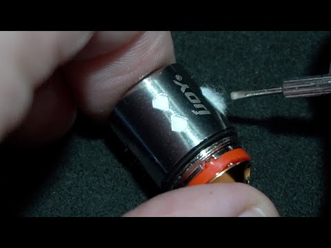 Tutorial: Stop Wasting Money on Burnt Coils, Heres A Trick | The Secret Companies Keep