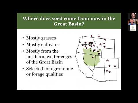 From Bird's Eye to Grass Roots: Implementing the National Seed Strategy