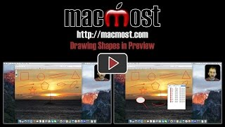 Drawing Shapes in Preview (#1353)