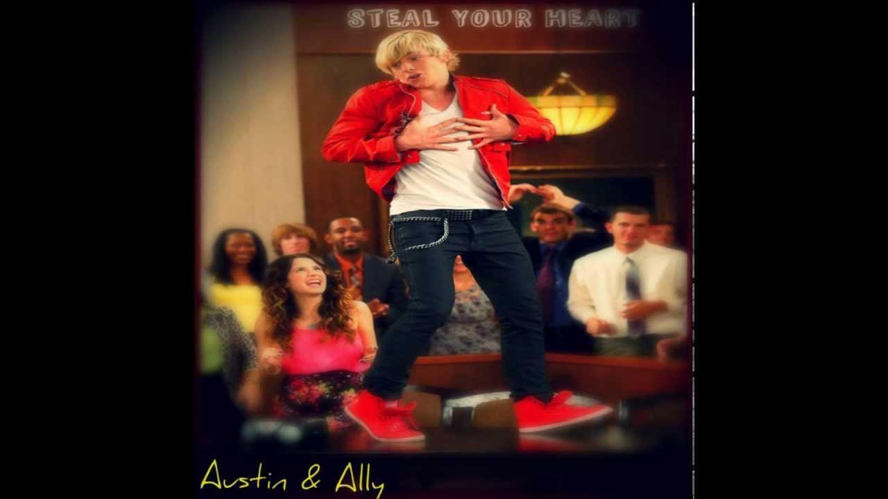 musica steal your heart austin e ally