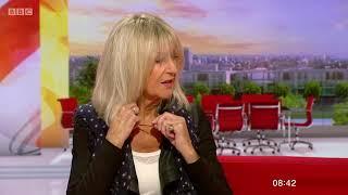 Christine McVie on BBC Breakfast (16th June 2017)