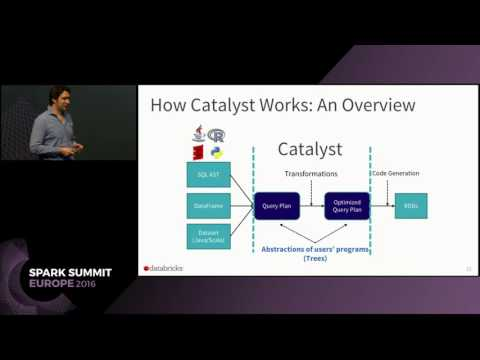 A Deep Dive into the Catalyst Optimizer (Herman van Hovell)