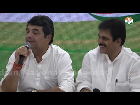 LIVE: AICC Press Briefing By KC Venugopal and RPN Singh at Congress HQ