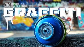 After Effects Tutorial - Create Digital Graffiti