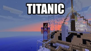 "Titanic Minecraft Tour! - ""I"