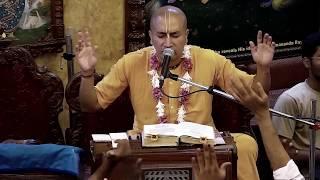 Srimad Bhagavatam Class 11.03.50- 51 By Gauranga Prabhu At Iskcon Chowpatty On 10 Sep 2017