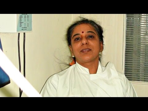 Teeth problems in diabetes: Dr Meera Krishnaswami