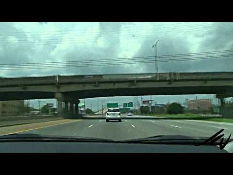 New Orleans to  Baton Rouge Louisiana - YouTube HD