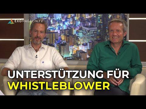 Die Mutigmacher - Ein Verein unterstützt Whistleblower aus Polizei und Verwaltung