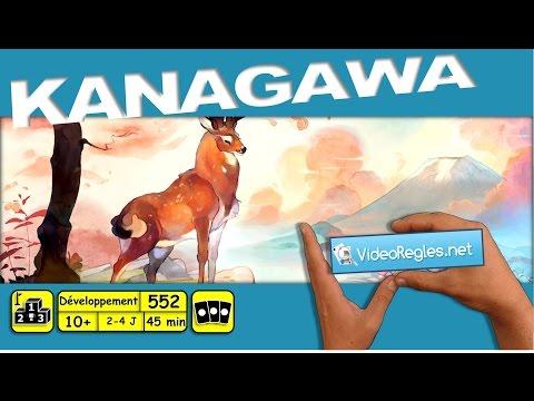 "Vidéorègle jeu de société "" Kanagawa "" par Yahndrev (#552)(+sub)"