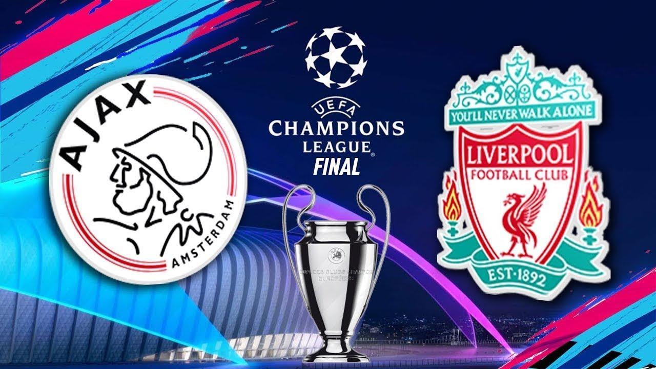 Liverpool VS Ajax I UEFA CHAMPIONS LEAGUE FINAL I Full ...