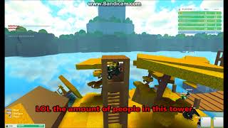 Roblox: Disaster Island Gameplay