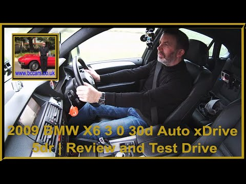 Review and Virtual Video Test Drive In Our BMW X6 3 0 30d Auto xDrive 5dr