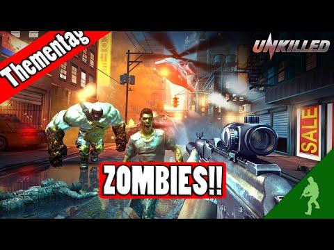 "UNKILLED Zombieshooter - Let's Play Unkilled ""Erster Eindruck"" | DuesiBS [German/Deutsch HD]"