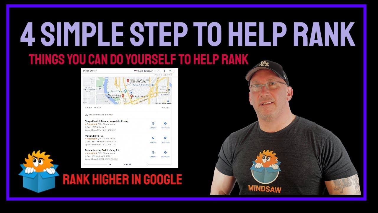 Local SEO 2021 4 simple tips for ranking your website in the Google 3 pack