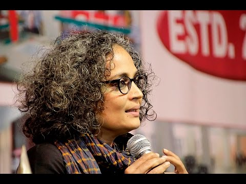 Arundhati Roy: Speech, Power, Politics, Quotes, Books, Essays (2003)