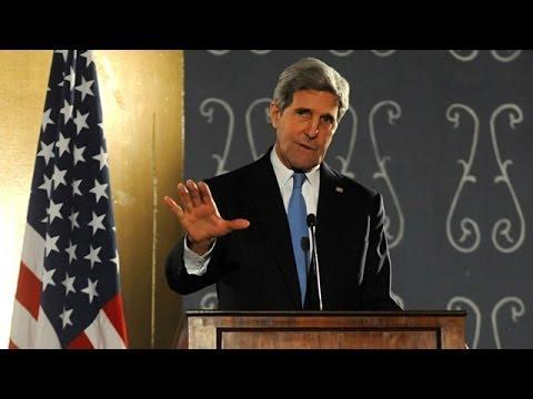 US backs 'vital' relationship with Egypt, says John Kerry