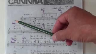 Bolero Làm thế nào ta đệm đúng nhịp trong 1 bài hát