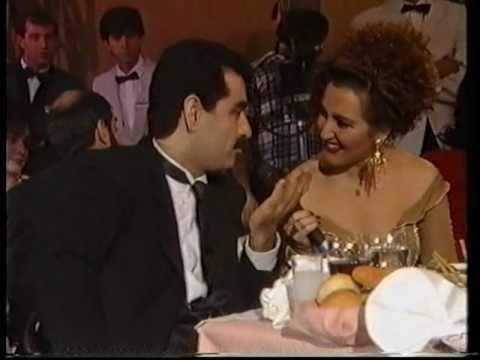 ibrahim Tatlises 1990 TRT Yilbasi-Kizlar Orjinal Kayit-Türküola-Minareci-Uzelli-Ömer Almanyadan