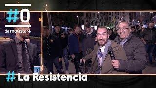 LA RESISTENCIA - Ponce regala una bici   #LaResistencia 18.03.2019