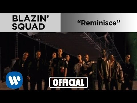 Blazin Squad - Reminisce (Official Music Video)