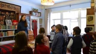видео Экскурсии в дом-музей Чуковского