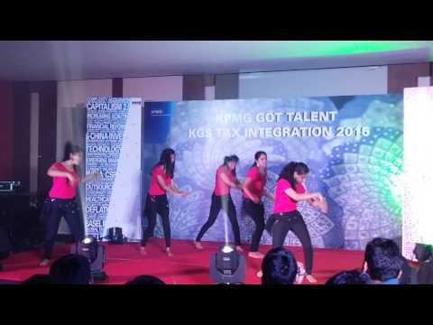 KPMG Bangalore got talent !!!!!