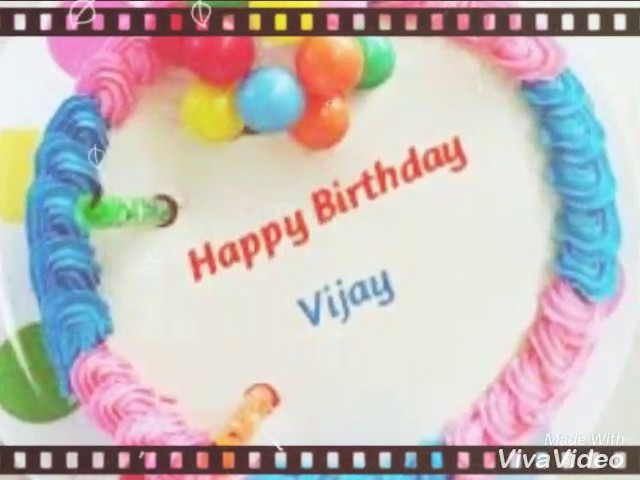 Happy Birthday Vijay :- mayiladuthurai Vijay gangs