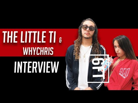 6FT - Whychris & The Little Ti Interview - How we built a brand with over 18 million youtube views