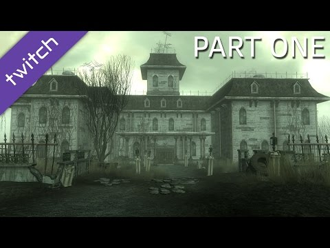 Fallout 3 with Alternate Character in Point Lookout: Calvert Mansion (Part 1 of 2)