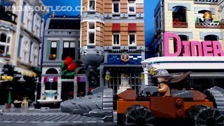 LEGO The Incredibles 2 Underminer's Bank Heist 10760
