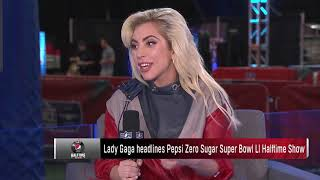 Lady Gaga interview with Erin Coscarelli