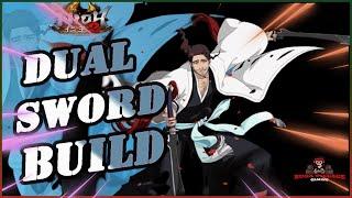 [Nioh 2] Hướng dẫn build Dual Sword đầu game (Vietsub)