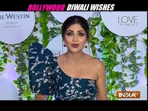 Shilpa Shetty and other stars share their fond memories of Diwali