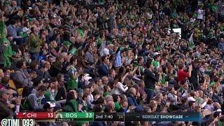 Boston Celtics Defensive Highlights vs Chicago Bulls (03/12/2017)