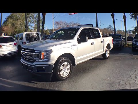 2018 Ford F-150 Gainesville, Ocala, Lake City, Jacksonville, St Augustine, FL 8363