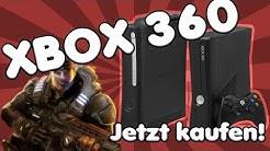 DARUM sollte man sich JETZT eine Xbox 360 kaufen | Xbox 360 in 2017 immer noch geil?